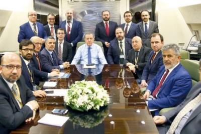 Erdoğan: Kimlerin 'Hayır' dediğine elbette bakmak durumundayız