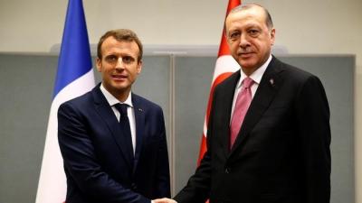 Erdoğan: Macron zaten bu tür şeyleri teröristlerle görüşüyor