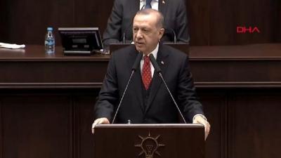 Erdoğan: Mültecilerle ilgili harcamalarımız 40 milyar doları aştı