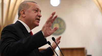 Erdoğan: 'Nefret suçlarının hepsine karşı çıkmalı, medya bu konuda sorumlu hareket etmeli'