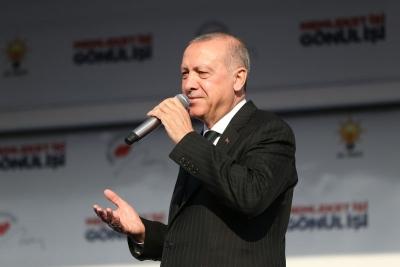 Erdoğan: Nike, Ağrı'ya geliyor, fabrikayı kuracak ve 5 bin istihdam sağlayacak