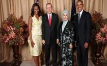 Erdoğan, Obama'nın davetine katıldı!