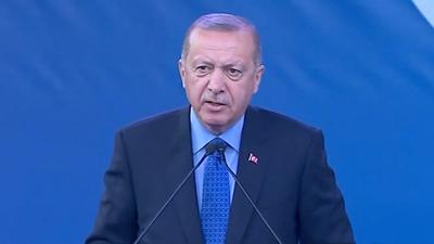 Erdoğan: Onların Patriot'u varsa bizim de Siper'imiz olacak, kendi göbeğimizi kesiyoruz