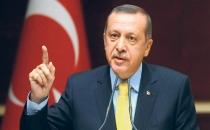 Erdoğan: Özür dileyecek biri varsa sensin!