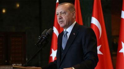 Erdoğan: Provokasyonlardan uzak bir bayram havasında kutlanmasını diliyorum