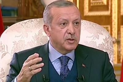 Erdoğan: Siyasi hayatımda iki yerde tacize uğradım