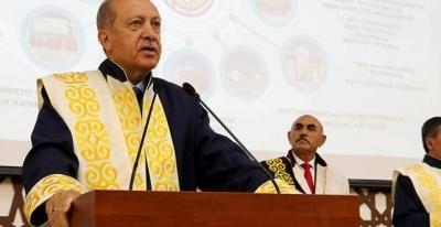 Erdoğan: Sonra bir gece ansızın umulmadık şeyler olur