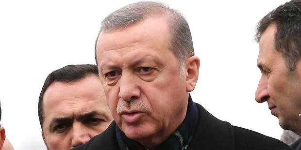 Erdoğan: Gezi olaylarıyla başlayan saldırılar devam edecek
