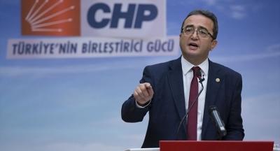 Erdoğan'a 'faşist diktatör' diyen CHP'li Tezcan'a suç duyurusu