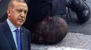 Erdoğan'dan George Floyd açıklaması: Bu insanlık dışı mentaliteyi kınıyorum