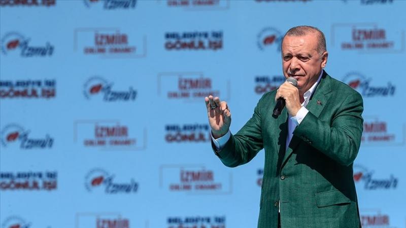Erdoğan'dan Kılıçdaroğlu'na: Hristiyan'ın ağzından konuşuyorsun