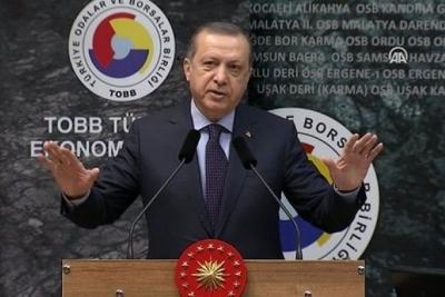 Erdoğan'dan kredi kuruluşlarına: Sana ne be, sen kimsin ya