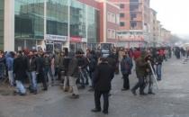 Erzurum'da Kürt mahallesine saldırı!