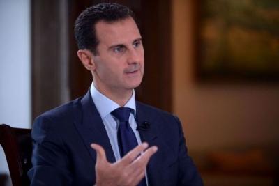 Esad: Halep'te tüm Suriye yurttaşları tarih yazdı