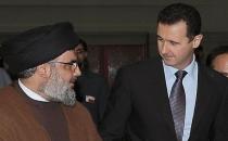 'Esad ve Nasrallah gizlice buluştu' iddiası