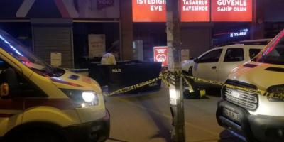 Esenyurt'ta otelin sekizinci katından düşen kadın hayatını kaybetti