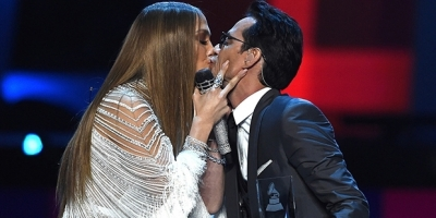 Eski eşi Jennifer Lopez'le öpüşen Marc Anthony'nin evliliği de bitti