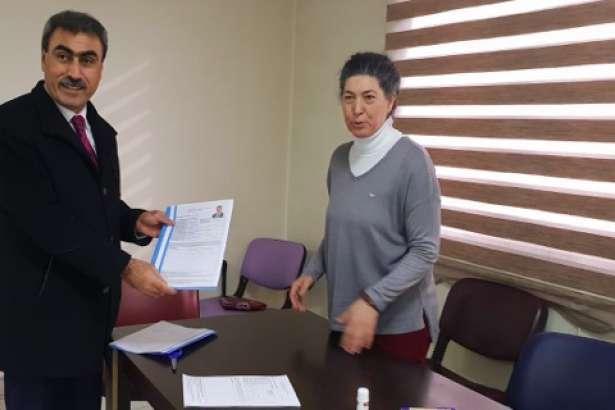 Eski MHP İl Başkanı HDP'den aday oldu