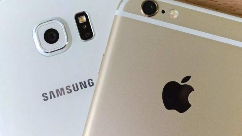 Eski model telefonları yavaşlatan Apple ve Samsung'a ceza!