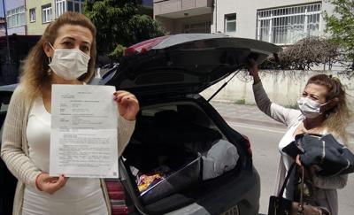 Eski sevgilisinden tehditler alan kadın, ölüm korkusundan otomobilde yaşıyor
