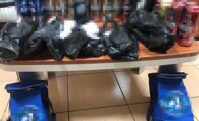 Eskişehir'de motosikletle evlere içki satışına 17 bin lira ceza