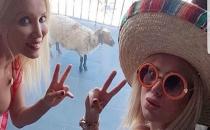 Esra ve Ceyda Ersoy öldürmek için aldıkları koyunu doğaya bıraktı! Kıyamadık...