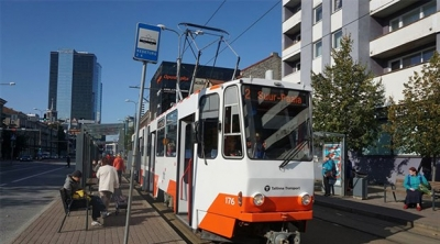 Estonya toplu taşımayı bedava yaptı