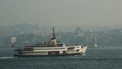 Eve kapanmanın ardından İstanbul'da hava kirliliği azaldı