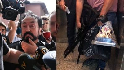 Evinden silah çıkan Adnan Oktar: Seçimlerde Erdoğan'ı destekledik