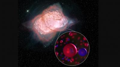 Evrendeki ilk moleküle dair kanıt bulundu