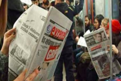 Evrensel: Gazetemizi dağıtan bir okurumuz kaçırılıp darp edildi