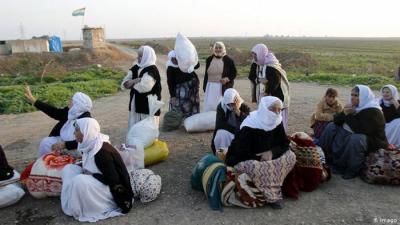 Ezidiler IŞİD tecavüzlerinden doğan bebekleri kabul edecek