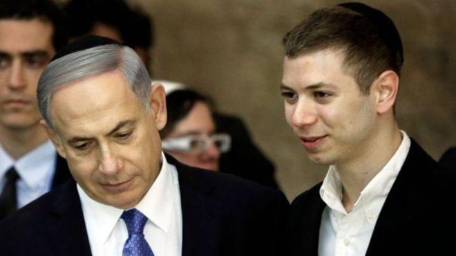 Facebook, Yair Netanyahu'yu blokladı