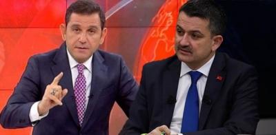 Fatih Portakal'dan Bakan Pakdemirli'ye: FETÖ'den tutuklu ağabeyiniz kime oy verecek?