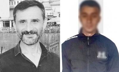 Fatih'te evine gittiği kişiyi boğarak öldürdü