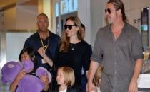 FBI: Brad Pitt'in çocuklarına şiddet uyguladığı konusunu araştırıyoruz!