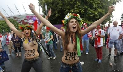 FEMEN'in kurucusu Oksana Shachko intihar etti
