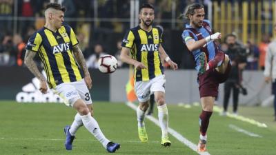Fenerbahçe 90+6'da beraberliği yakaladı