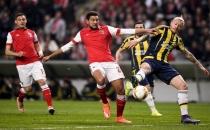 Fenerbahçe Avrupa'ya veda etti! Hakeme tepki yağdı...