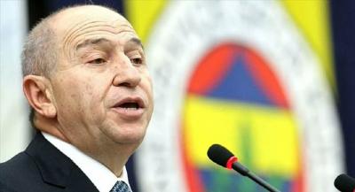 Fenerbahçe üyeliğinden istifa eden TFF Başkanı Özdemir: Kendi ipimi kendim çekerim