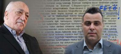 Fethullah Gülen'e 'vatan haini' diyen gazeteciye hapis cezası