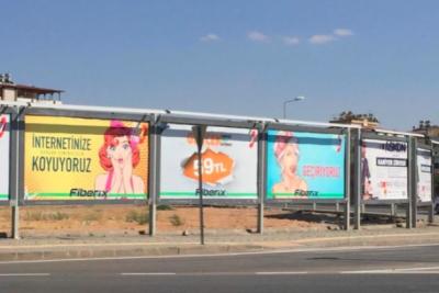Fiberix firmasının yapmış olduğu reklamlar tepki topluyor