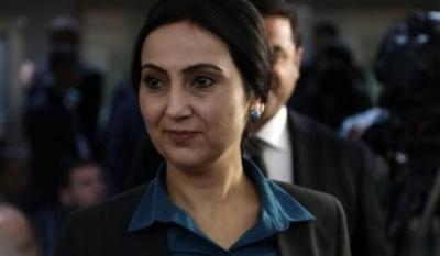 Figen Yüksekdağ'a verilen 1 yıl hapis cezası onandı!