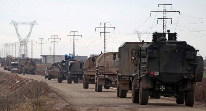 Fırat Kalkanı harekatı kapsamında bir Türk askeri hayatını kaybetti