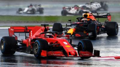 Formula 1 Türkiye Grand Prix'si koronavirüs nedeniyle iptal edildi