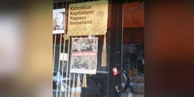 Fotoğraf 'terör örgütü propagandası' sayıldı; kafe mühürlendi