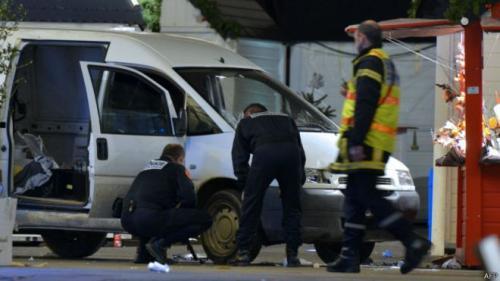 Fransa'da camilere ateş açıldı!
