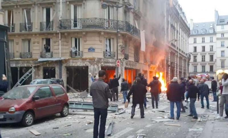 Fransa'da patlama: 4 ölü, 47 yaralı