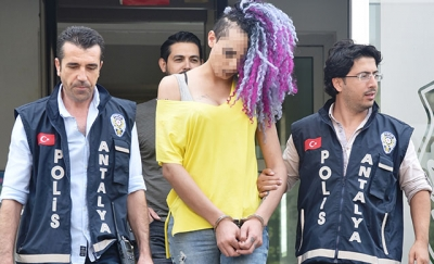 Fuhuş pazarlığı yaptığı genci pencereden atan trans kadın tutuklandı