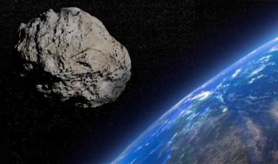 Futbol sahası büyüklüğündeki asteroit, Dünya'yı teğet geçti